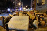 NAPOLI: VIA POERIO NEL DEGRADO PERENNE /LE FOTO DELLO SCEMPIO