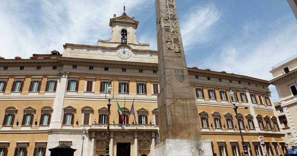Montecitorio apre a 600 sindaci pirozzi la fascia la for Montecitorio oggi