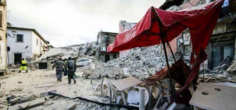 Terremoto prevenzione