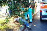 Catania: soccorso un uomo trovato riverso sul ciglio di uno spartitraffico, zona Librino