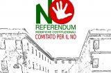 ZAGAROLO. Incontro pubblico per comprendere e capire le ragioni del NO al Referendum Costituzionale. Cosa ci attenderà?