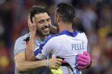 Europei 2016, la Spagna sottomette l' Italia. Punito il gesto di Pellé
