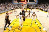 Basket, la prima di NBA. Evidente la supremazia dei Cavaliers. Crollano i Warriors