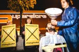 """Milano, il Flashmob di Essere Animali: """"Stop alla vendita del foie gras"""""""