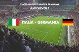 Italia -Germania, pari a reti bianche. Agli azzurri manca la verve necessaria