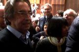Il maestro Riccardo Muti a Napoli. Spettacolo e lezione di musica al conservatorio