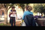 """""""Due piedi sinistri""""un derby speciale Roma Lazio. Il 3 dicembre on line il film per medici e famiglie contro le barriere della disabilità"""