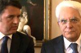 """Renzi salito al Quirinale per consegnare le dimissioni. Mattarella: """"L'alta affluenza è testimonianza di democrazia solida"""""""