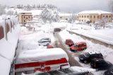 """Camerino. Sciame sismico? Il sindaco Pasqui: """"Tutto ha un limite. Avevamo richiesto l'intervento dell'esercito per la neve"""""""