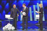 Festival di Sanremo: Totti dona il cachet ai terremotati