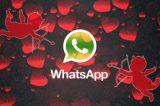 A San Valentino, mostra il tuo profilo WhatsApp al  partner