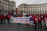 Roma. Protesta colossale dipendenti TIM snobbata dalla politica e dai giornali. Tutti impegnati?