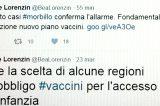 Morbillo. La Lorenzin annuncia l'allarme a colpi di tweet. Vaccinovigilanza… questa sconosciuta