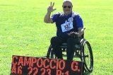 Ancona. Ten. Col. Ruolo d'Onore Campoccio si riconferma Campione Italiano Lanci Invernali…e Tre!