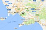 """Napoli, terremoto a Massa di Somma. INGV: """"Magnitudo 2.0 alle ore  22:18"""""""