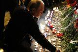 Vladimir Putin ha reso omaggio ai caduti nella metropolitana di San Pietroburgo