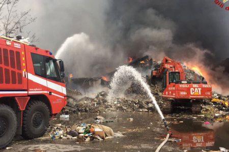 """Pomezia. Processo Incendio EcoX. ONA: """"Pubblica accusa recepisce le nostre richieste di rinvio a giudizio"""""""