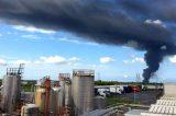 Pomezia, incendio alla Eco X oggi è stato completamente spento. Amianto sul tetto e di che tipo?