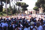 A Roma è nata la rivoluzione. Un fiume di persone contro la coercizione dei 12 vaccini