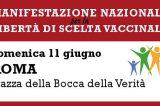 """Roma. Vaccini, contro DL Lorenzin arriva la """"Manifestazione Nazionale per la Libertà di Scelta Vaccinale"""""""
