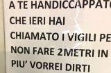 """HANDICCAPPATO! Virale indignazione al messaggio rivolto ad un disabile. Dell'Erba: """"Ill.ma Boldrini. Adesso Basta!"""""""