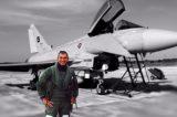 Cesena. Addio commosso al Capitano Gabriele Orlandi, il top gun dell'Eurofighter