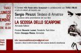 """Sergio Pirozzi e """"La scossa dello scarpone"""". Ovvero travolto da un'insolito destino nel sereno cielo d'agosto"""