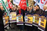 Italia. Sciopero Nazionale dei Medici e dirigenti sanitari contro la condanna a morte della sanità pubblica