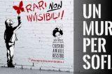 """Firenze, Malattie Rare Pediatriche. """"Un muro per Sofia"""" e la street art, parte la campagna sensibilizzazione"""