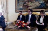 """Quirinale. Di Maio rassicura l'establishment?: """"Con noi l'Italia resterà alleata dell'occidente, resterà nella Nato, nell'UE e nell'unione monetaria"""""""