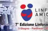 """Video/Roma. Linforaduno 2018: """"I linfomi si combattono con la pizzica"""""""