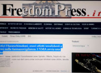 """EMA audizione pubblica su """"Chinoloni e Fluorochinoloni"""". FreedomPress invita il ministro Grillo a indagare sui casi italiani"""