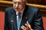 """Senato, Monti avverte il Governo Conte: """"Non è escluso che Italia possa dover subire l'umiliazione dellatroika"""""""