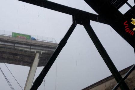 Tragedia Genova, abitazioni evacuate. Assicurato servizio antisciacallaggio da volontari Protezione Civile e del Comune
