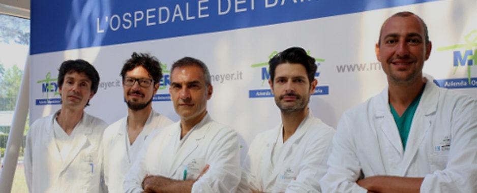 Firenze, Meyer. Senza speranze di sopravvivenza 13enne salvata da un super intervento all'intestino guidato dal prof. Morabito
