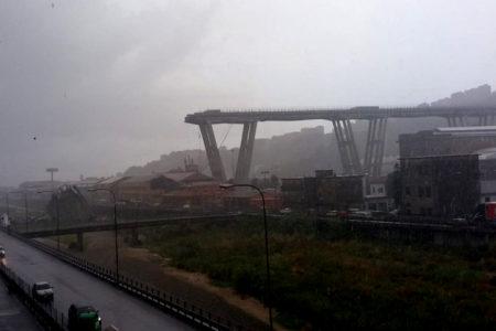 Genova piange. Crollo del ponte Morandi. Estratti altri 2 cadaveri. Salgono a 26 i morti ufficiali, restano 15 feriti di cui 9 rossi
