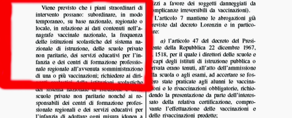 """Ddl vaccini M5S/Lega. Discussione in Commissione Senato. M5S: """"Subordinare la frequenza scolastica per piani straordinari"""""""