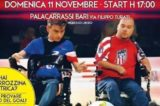 Bari, al PalaCarrassi arriva l'innovativo Powerchair Football. Oltre Sport VS Power Albatros