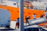 """Catania. MSF/Nave Aquarius e 2 agenti. G.I.P sequestra 460 mila € : """"Illegale smaltimento rifiuti pericolosi"""""""