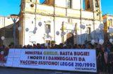 """Morte da vaccino. Caltanissetta ricorda Ilaria Riggi. Papà Ignazio: """"In piazza contro il negazionismo"""""""