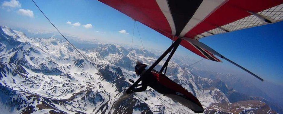 Volo in deltaplano. Da Cuneo al Friuli parte la stagione con due eventi internazionali