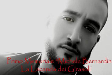 """Primo Memoriale """"Michele Bernardini"""" alla Locanda dei Girasoli. Abatecola: """"Un piccolo desiderio diventato realtà"""""""