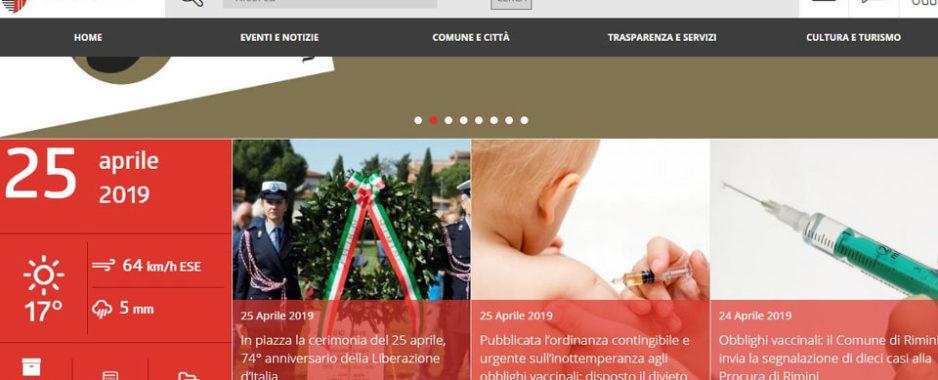 """Rimini, obbligo vaccini. Il Sindaco Gnassi: """"Disposto divieto di accesso a scuola per i minori non in regola, sanzioni per chi viola la sospensione"""""""