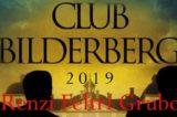 """Svizzera, al meeting Club Bilderberg """"segreto"""" tre italiani: Matteo Renzi, Stefano Feltri e Lilli Gruber"""