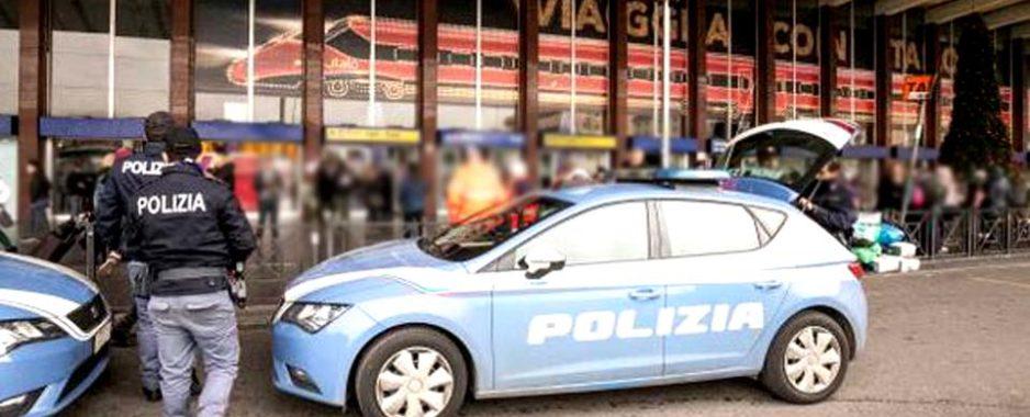 """Roma, """"Friday For Future"""". Metro Termini, complice la ressa, straniero molesta una 15 enne"""