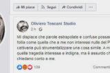 """BENETTON GROUP sgancia Oliviero Toscani: """"Interrotto il rapporto professionale"""""""