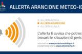 Meteo. Allerta arancione sul Veneto e gialla in altre 9 regioni. Nevicate in Lombardia, Trentino ed E-R