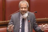 """Borghi attacca Conte: """"Membri task force chiedono immunità? Viene in aula a decisioni già prese"""""""