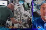 """Casi Covid-19 a Novembre 2019. L'astronauta Parmitano ritratta e chiede scusa: """"Un lapsus"""""""