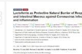 """Covid-19 e lattoferrina, studio clinico PTV e Sapienza: """"Arma efficace per trattare pazienti positivi e nel controllo contagio"""""""